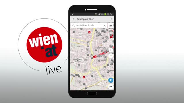 wien.at live-App – Android