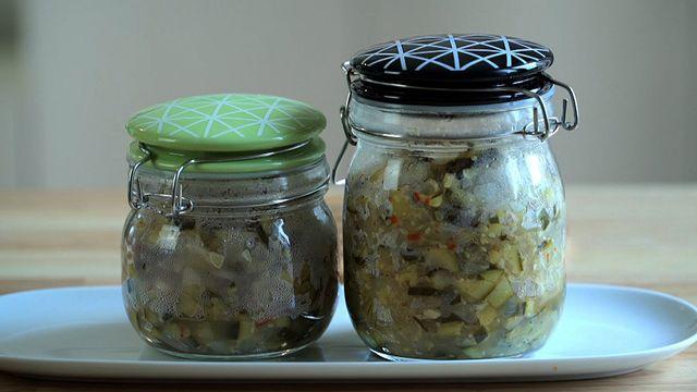Zucchini-Chutney selber machen