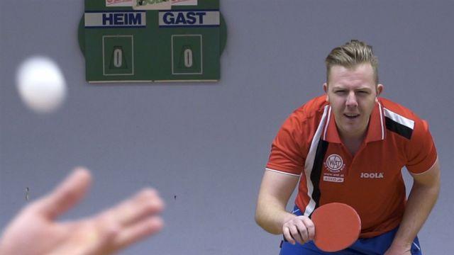 Sport-Serie: Tischtennis