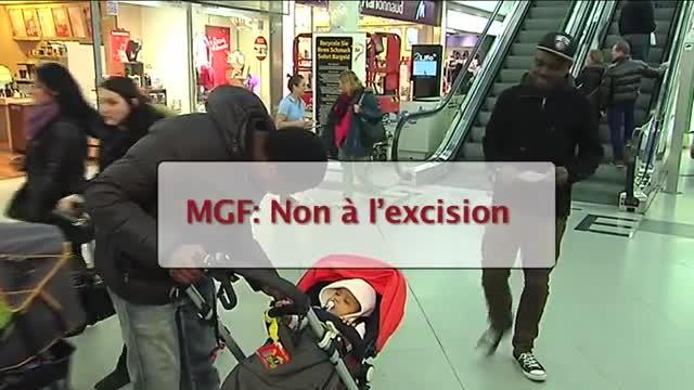 Nein zur Genitalbeschneidung (Francais)