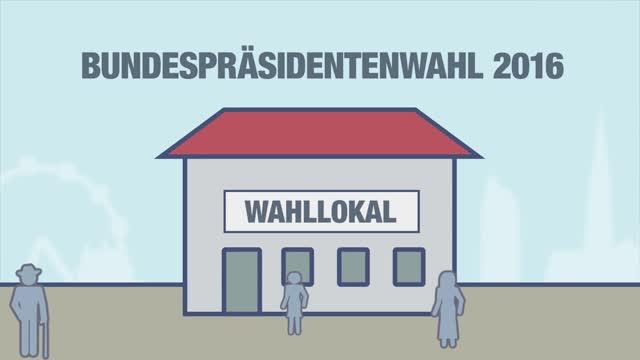 Bundespräsidentenwahl 2016 - Briefwahl