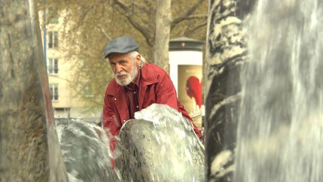 Wasserbildhauer Hans Muhr