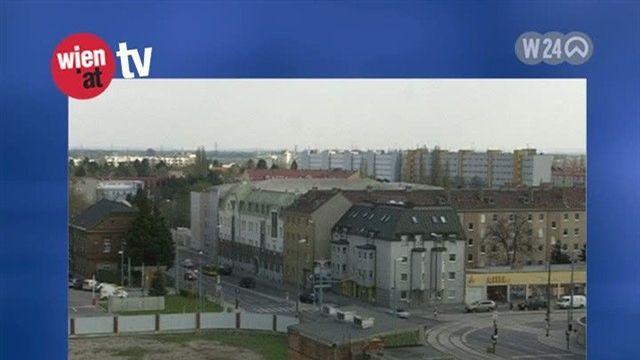 Neuer Stadtteil in Stadlau