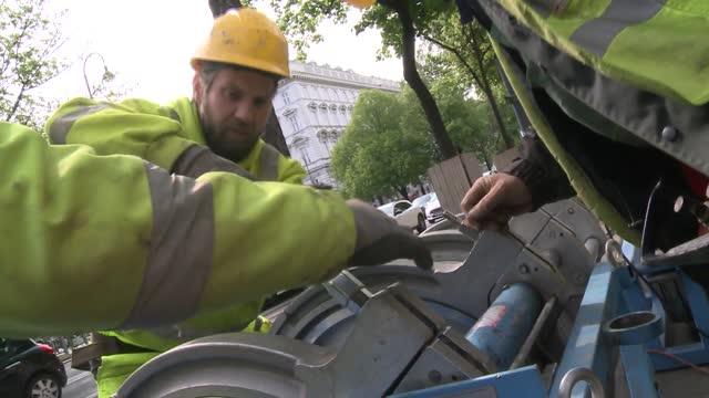 Rohrerneuerung ohne Straßensperren