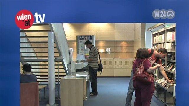 Büchereien Wien - für jedermann leicht erreichbar