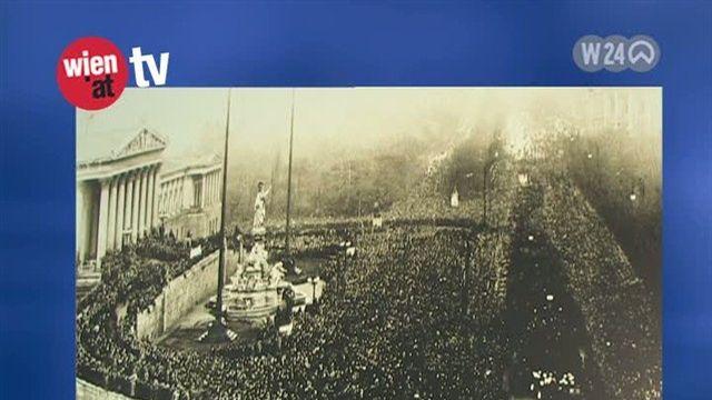 90 Jahre Republik Österreich