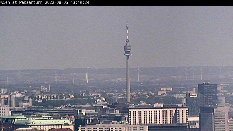 Webcam , Donauturm